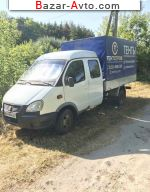 автобазар украины - Продажа 2008 г.в.  Газ 33023