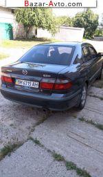 автобазар украины - Продажа 1998 г.в.  Mazda 626 2.0 MT (126 л.с.)