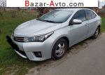 автобазар украины - Продажа 2014 г.в.  Toyota Corolla