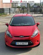 автобазар украины - Продажа 2010 г.в.  Ford Fiesta 1.4 AT (96 л.с.)