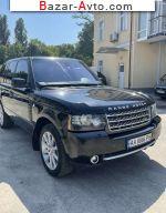 автобазар украины - Продажа 2010 г.в.  Land Rover Range Rover 4.4 TDV8 AT AWD (313 л.с.)