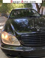 автобазар украины - Продажа 1998 г.в.  Mercedes S
