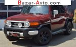 автобазар украины - Продажа 2008 г.в.  Toyota FJ Cruiser 4.0 AT 4WD (242 л.с.)