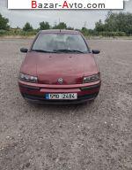 автобазар украины - Продажа 2000 г.в.  Fiat Punto 1.9 МТ (85 л.с.)