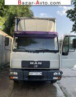 автобазар украины - Продажа 2004 г.в.  MAN 8150