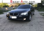 автобазар украины - Продажа 2008 г.в.  BMW 5 Series 520i AT (170 л.с.)
