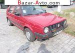 автобазар украины - Продажа 1990 г.в.  Volkswagen Golf 1.6 TD MT (60 л.с.)