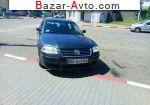 автобазар украины - Продажа 2002 г.в.  Volkswagen Passat 1.9 TDI AT (130 л.с.)