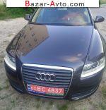 автобазар украины - Продажа 2010 г.в.  Audi A6 2.0 TDI MT (136 л.с.)