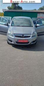 автобазар украины - Продажа 2009 г.в.  Opel Zafira 1.7 CDTI MT (110 л.с.)