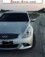 автобазар украины - Продажа 2012 г.в.  Infiniti G G25 AT (222 л.с.)