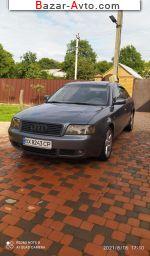 автобазар украины - Продажа 2003 г.в.  Audi A6 2.5 TDI tiptronic (180 л.с.)