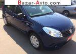 автобазар украины - Продажа 2009 г.в.  Dacia Sandero 1.4i МТ (75 л.с.)