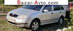 автобазар украины - Продажа 2002 г.в.  Skoda Fabia 1.4 MT (60 л.с.)