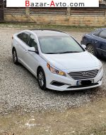 автобазар украины - Продажа 2016 г.в.  Hyundai Sonata 2.4 GDI AT (185 л.с.)