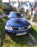 автобазар украины - Продажа 2001 г.в.  Audi A6 2.4 MT (165 л.с.)