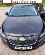 автобазар украины - Продажа 2014 г.в.  Chevrolet Cruze 1.4 Turbo AT (140 л.с.)