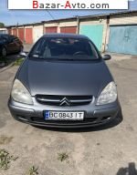 автобазар украины - Продажа 2002 г.в.  Citroen C5 1.8 MT (116 л.с.)