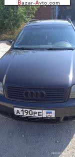 автобазар украины - Продажа 2004 г.в.  Audi A6 2.5 TDI tiptronic quattro (180 л.с.)