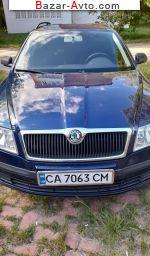 автобазар украины - Продажа 2007 г.в.  Skoda Octavia 1.6 FSI MT (115 л.с.)
