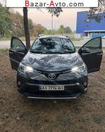 автобазар украины - Продажа 2016 г.в.  Toyota RAV4