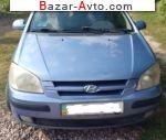 автобазар украины - Продажа 2004 г.в.  Hyundai Getz 1.3 MT (82 л.с.)