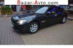 автобазар украины - Продажа 2011 г.в.  BMW 7 Series 730d AT (245 л.с.)