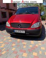 автобазар украины - Продажа 2005 г.в.  Mercedes Vito