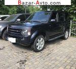 автобазар украины - Продажа 2006 г.в.  Land Rover Discovery 2.7 TD AT (190 л.с.)