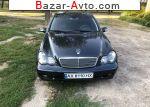 автобазар украины - Продажа 2000 г.в.  Mercedes C C 200 Kompressor MT (163 л.с.)
