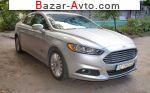 автобазар украины - Продажа 2015 г.в.  Ford Fusion 2.0 Hybrid (188 л.с.)