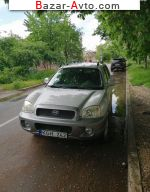 автобазар украины - Продажа 2004 г.в.  Hyundai Santa Fe 2.0 CRDi AT (112 л.с.)