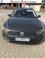 автобазар украины - Продажа 2016 г.в.  Volkswagen Passat 1.6 TDI МТ (120 л.с.)
