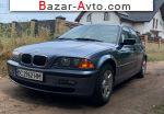 автобазар украины - Продажа 2000 г.в.  BMW 3 Series 318i MT (118 л.с.)