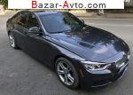 автобазар украины - Продажа 2014 г.в.  BMW 3 Series 328i xDrive AT (245 л.с.)