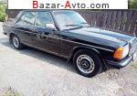 автобазар украины - Продажа 1984 г.в.  Mercedes E 240 D 4MT (65 л.с.)
