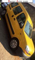 автобазар украины - Продажа 2003 г.в.  Renault Kangoo 1.5 dCi MT (80 л.с.)
