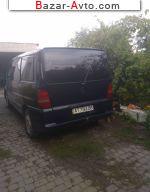 автобазар украины - Продажа 2001 г.в.  Mercedes Vito Mercedes-Benz V 220 CDI МТ (122 л.с.)