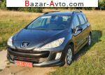 автобазар украины - Продажа 2010 г.в.  Peugeot 308 1.6 HDi MT (110 л.с.)