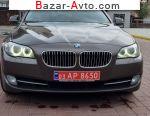 автобазар украины - Продажа 2013 г.в.  BMW 5 Series