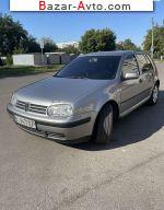 автобазар украины - Продажа 2001 г.в.  Volkswagen Golf 1.4 MT (75 л.с.)