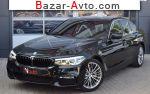 автобазар украины - Продажа 2019 г.в.  BMW 5 Series 540i Steptronic (340 л.с.)