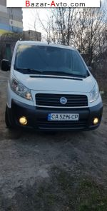 автобазар украины - Продажа 2007 г.в.  Fiat Scudo 2.0 MultiJet MT SWB H1 27 (120 л.с.)