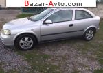 автобазар украины - Продажа 2000 г.в.  Opel Astra G