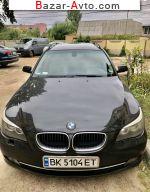 автобазар украины - Продажа 2007 г.в.  BMW 5 Series 520d MT (177 л.с.)