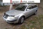 автобазар украины - Продажа 2003 г.в.  Volkswagen Passat 1.9 TDI AT (101 л.с.)