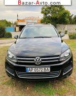 автобазар украины - Продажа 2011 г.в.  Volkswagen Touareg 3.0 TDI Tiptronic 4Motion (245 л.с.)