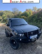 автобазар украины - Продажа 1999 г.в.  Toyota Land Cruiser Prado 3.0 D MT (170 л.с.)