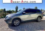 автобазар украины - Продажа 2015 г.в.  Nissan Pathfinder 3.5 CVT AWD (249 л.с.)