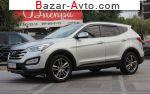 автобазар украины - Продажа 2013 г.в.  Hyundai Santa Fe 2.2 CRDi AT 4WD (197 л.с.)